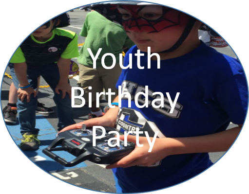 Youth Birthday Party